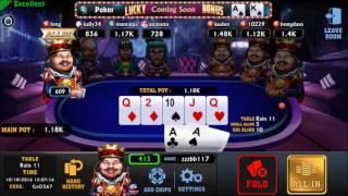 Texas Holdem Poker Demo - P8 Poker