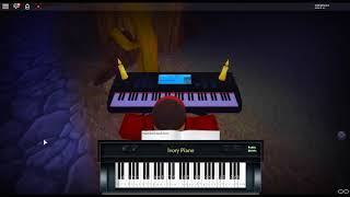 Fist Bump - Sonic Forces by: Tomoya Ohtani on a ROBLOX piano. [Takahime117 Arr.]