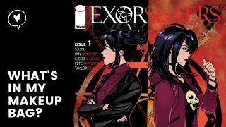 Exorsisters Issue 1