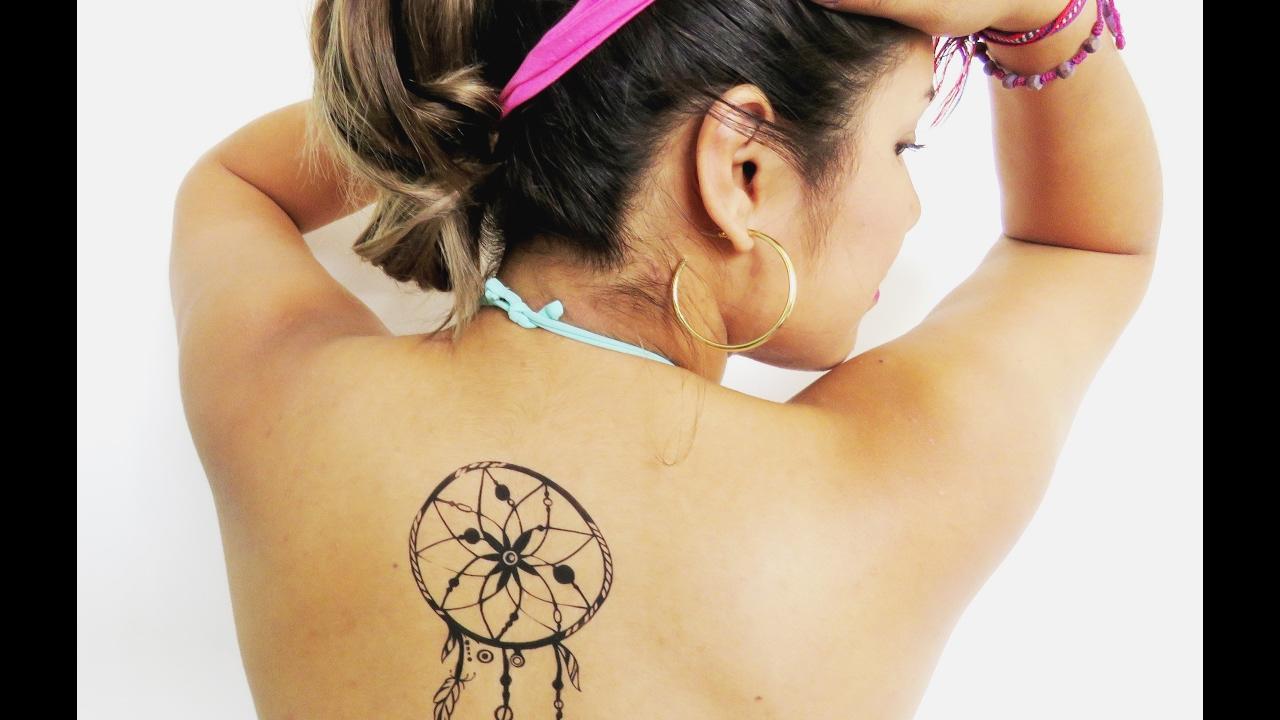 Tatuajes Temporales Badabun tatuajes temporales con aerógrafo - youtube