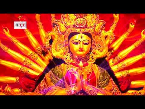 Kundan Singh Hit Mata Bhajan - राते सपना में माँ ने दर्शन दिया - Karab Navami Ke Pujanawa
