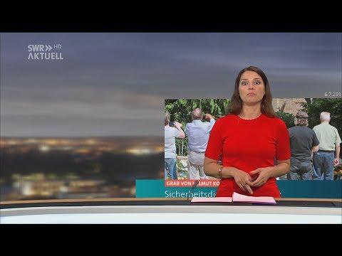 """Stromausfall"" Nr.2 bei SWR Aktuell RP 21:45; 06.07.2017; SWR RP HD"