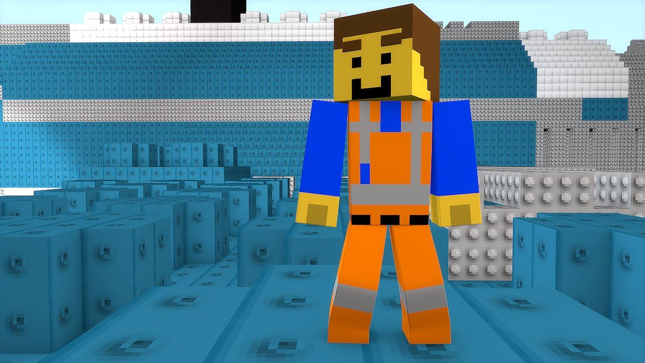 Minecraft lego no minecraft build battle doovi for Siege lego france