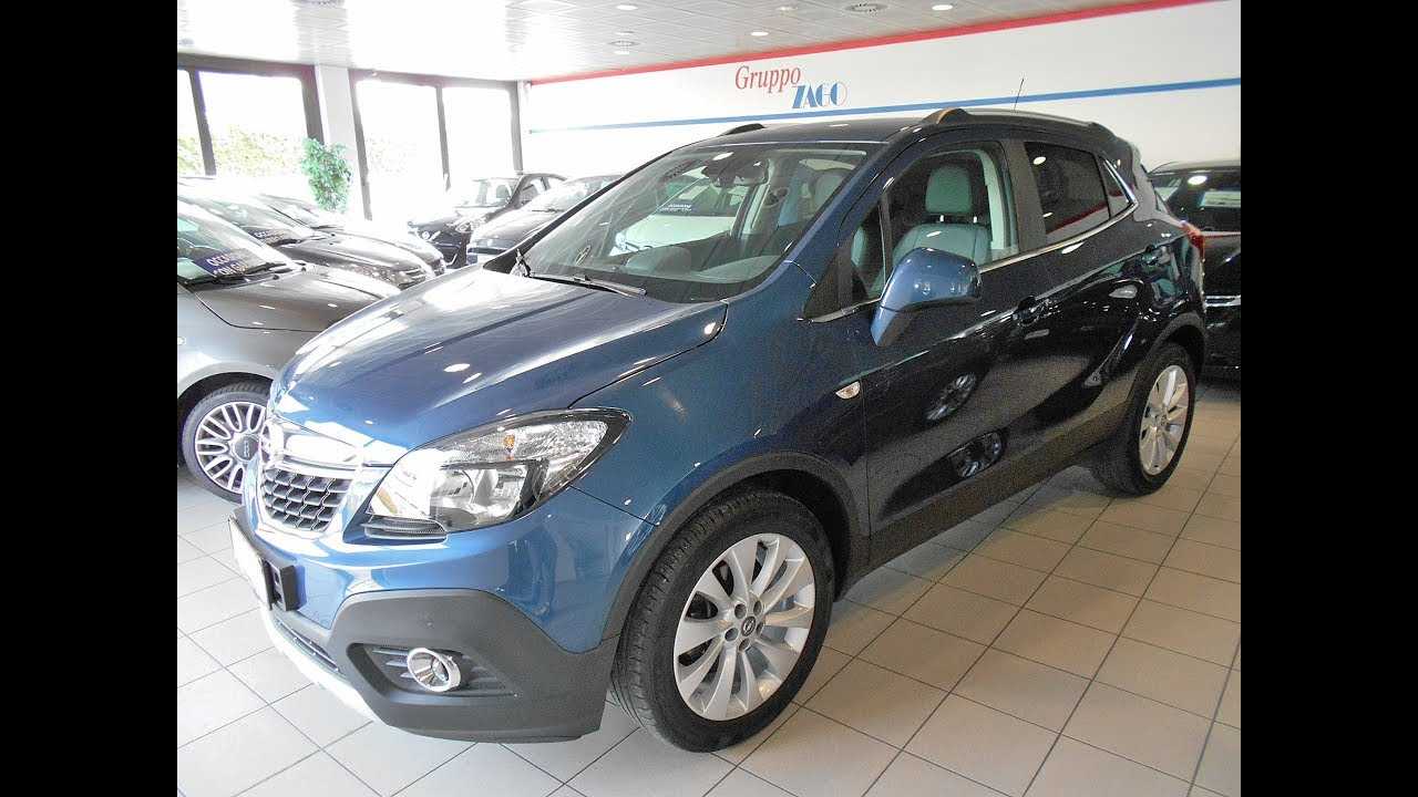 opel mokka 1 6 cdti 136cv 2wd cosmo on star cosmo pack youtube. Black Bedroom Furniture Sets. Home Design Ideas