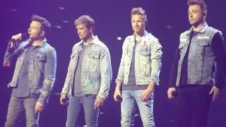 Westlife - You Raise Me Up - Twenty Tour 2019 opening night