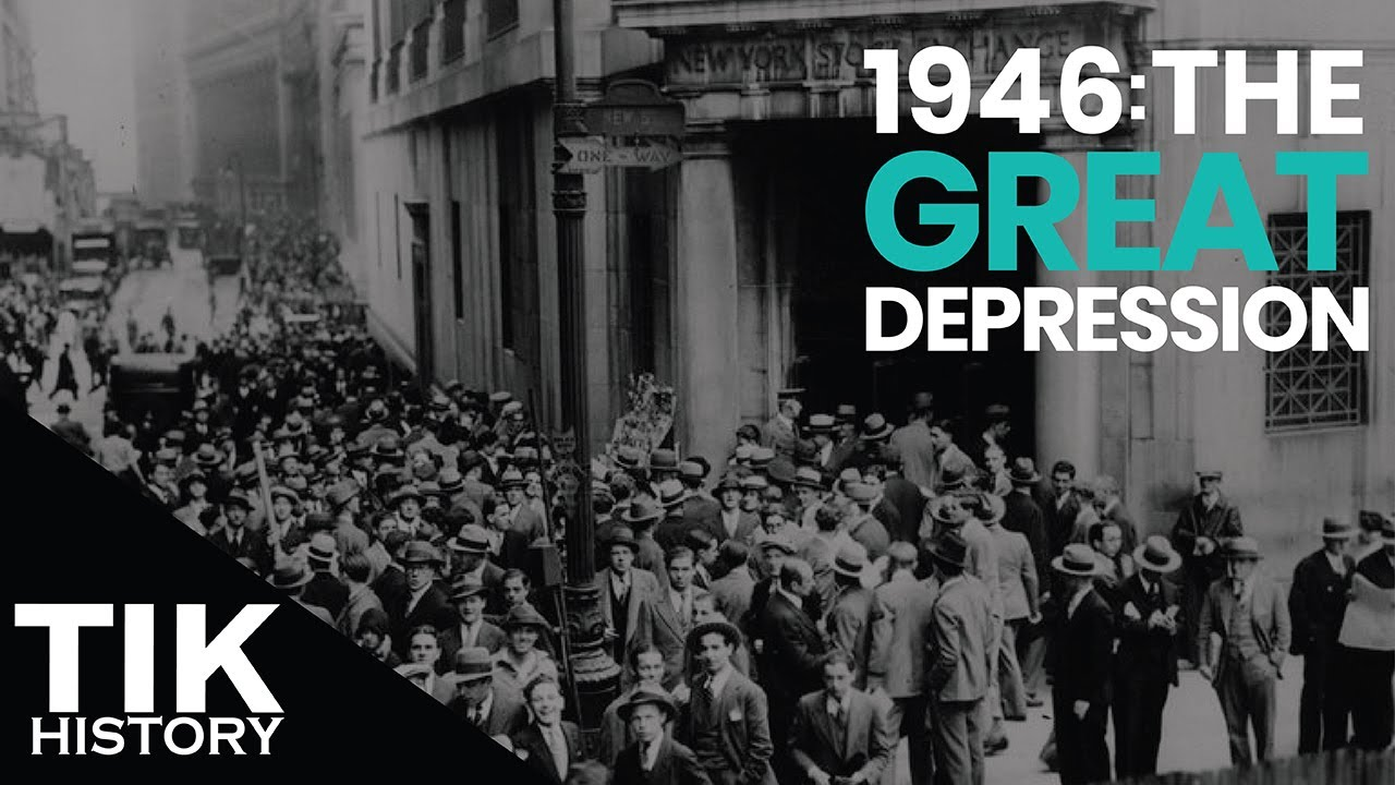 1946: The Greatest Depression in US History (prior to 2020) - YouTube