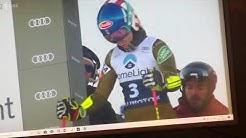 Ski riesenslalom Damen D1 Teil 1