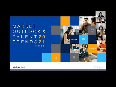 Hong Kong Market Outlook for Financial Services & Talent Tre