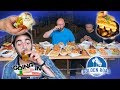 Ordering EVERY Beer & Food at Golden Road Brewery | Going In