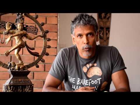 India Vision Zero 2017: Milind Soman - IVZ Brand Ambassador