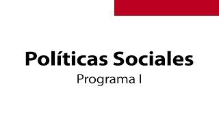 Crisol debate - Políticas Sociales