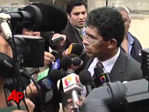 American Activist Surrenders to Peru Police