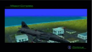 Playing Eagle One: Harrier Attack