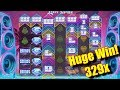 Huge Win 329x!  - About time we had a cashout! - Online Slots - Genesis Casino - The Reel Story