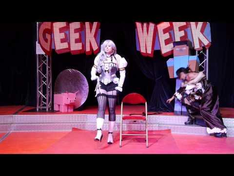 Concours Cosplay - Geek Week - 03 - Sakizou - Coffee