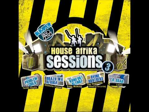 House Afrika Sessions Volume 3