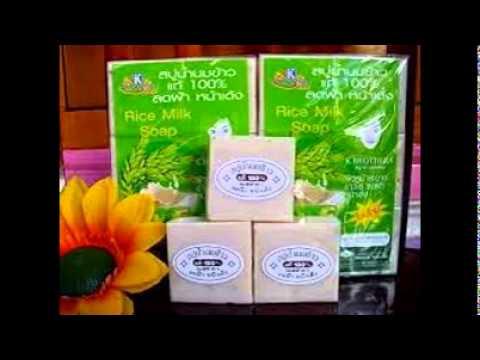 085878187555 Jual Sabun Beras Thailand New Packaging Asli Original Youtube