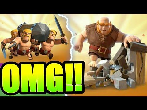 August 17 Update Leak   Battle Ram and New Events   Clash of Clans Clashiversary