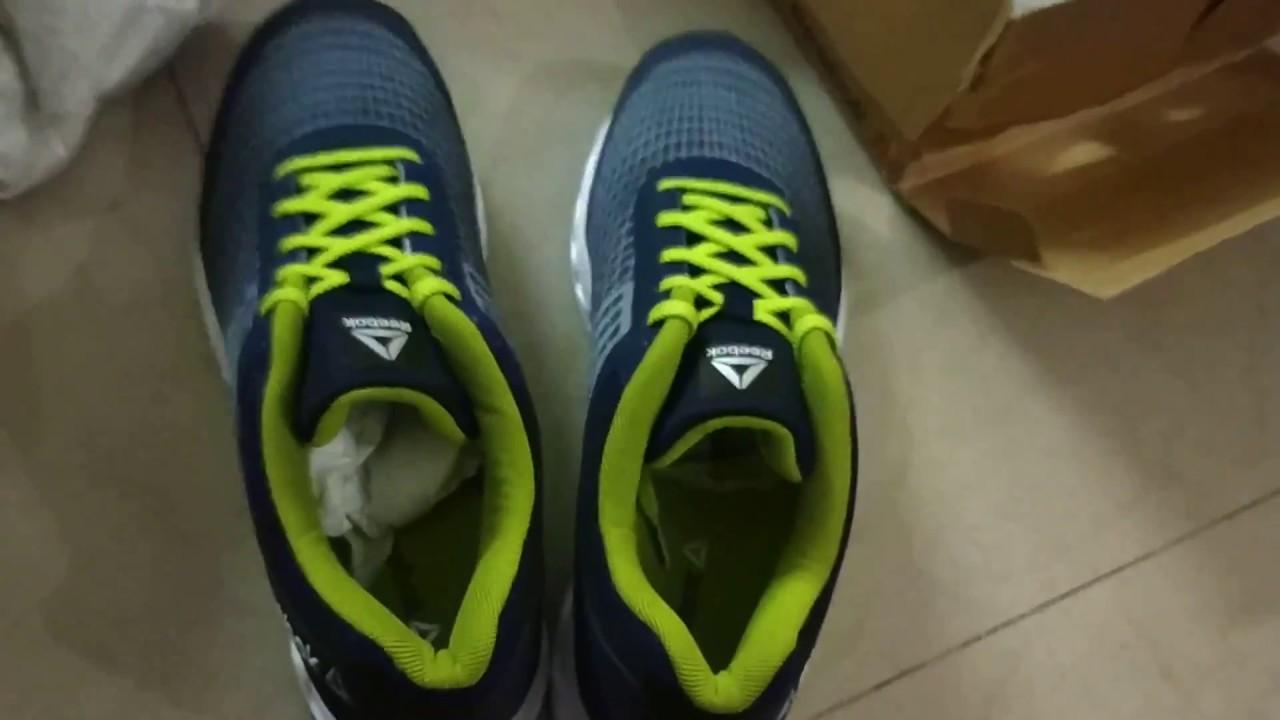 3ae4c51d2607c2 REEBOK RUN ESCAPE LP Running Shoes For Men Unboxing - YouTube