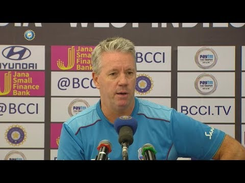 We haven't had much joy on this trip to India - Stuart Law