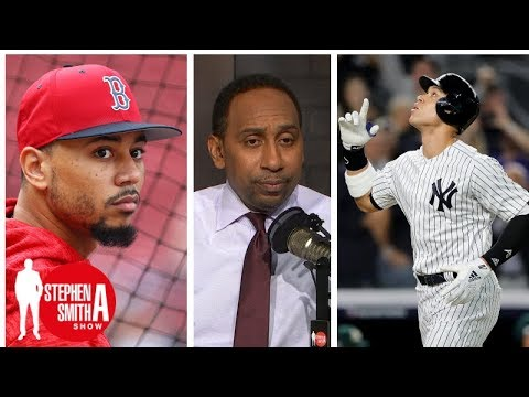 Stephen A. confident Yankees will beat Red Sox in ALDS | Stephen A. Smith Show