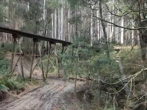 Rubicon Valley Historic Area and Hydro Scheme walk (Victoria, Australia)