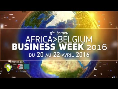 AFRICA-BELGIUM BUSINESS WEEK 2016 ( French)