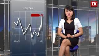 InstaForex tv news: Perdagangan USD lebih tinggi menjelang pertemuan FOMC  (02.05.2018)