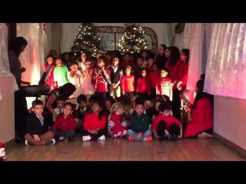 Frisco trails montessori we wish you a merry Xmas 12/9/15