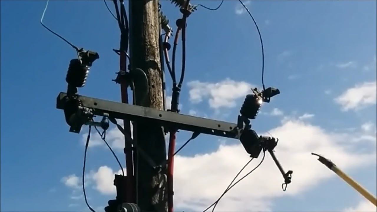 11kv Fuse Replacement
