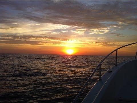 Pesca De Fundo - Alto Mar - Nascer Do Sol - Equipe Beluga