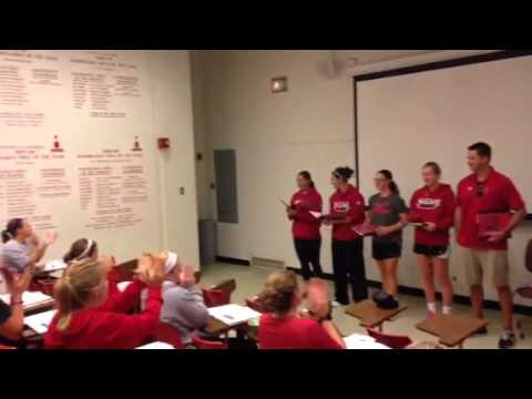MUSB Love & Honor Fight Song