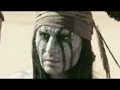The Lone Ranger Trailer 4 Official - Johnny Depp, Armie Hammer