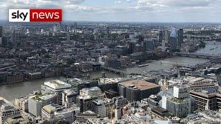 COVID-19: UK's economic slump to be 'longer but less severe'