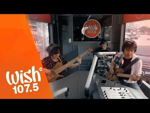 "The Blue Jean Junkies perform ""Fine Company"" LIVE on Wish 107.5 Bus"