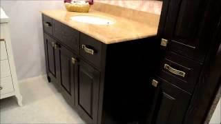 АСБ мебель Палермо(Мебель для ванных комнат Палермо изготовлена из массива ясеня в классическом стиле. http://asbmebel.ru/shop/folder/seriya_mebe..., 2015-05-26T18:53:37.000Z)