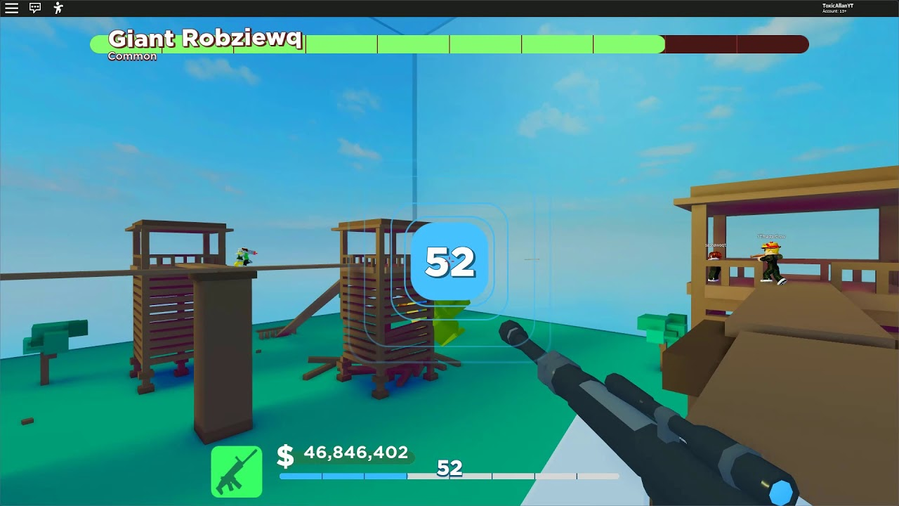 Roblox Giant Survival Remastered Max Levels Max Coins Max Gun - roblox hack script giant survival remastered max level kill giant