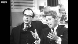 Morecambe and Wise Interview 1966
