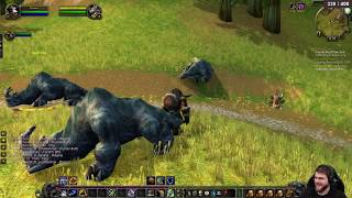 """Trzeba bronić bestii KODO""- World of Warcraft Classic / 06.09.2019 (#2)"
