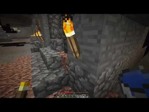 Minecraft Let's Play - 043 Mining