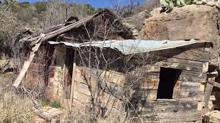 Abandoned Mining House With Old Cars Fresno Canyon NM #Explore