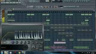 Yeah Yeah Yeahs - Heads Will Roll [A-Trak Remix] (John Trax Re-Edit) FL_Studio_