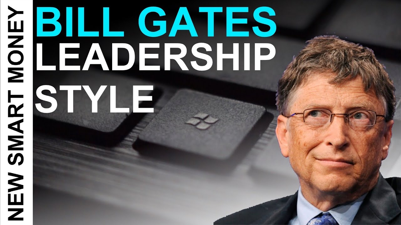 Bill Gates Leadership Style Millionaire Success Advice Series Youtube