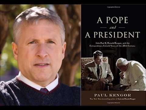 Paul Kengor Author Interview with Conservative Book Club (Ronald Reagan and Pope John Paul II)