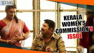 Mammootty's Kasaba Malayalam Movie Issue With Kerala Women's Commission - Filmyfocus.com