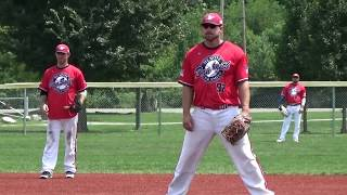 2018 USSSA Columbus Major Final 6 teams and SUNDAY video clips