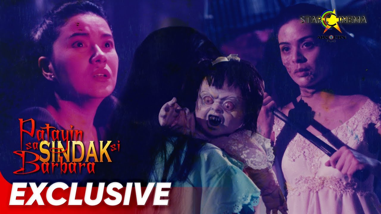 'Patayin sa Sindak si Barbara': Facts about the film that scared us in the 90s
