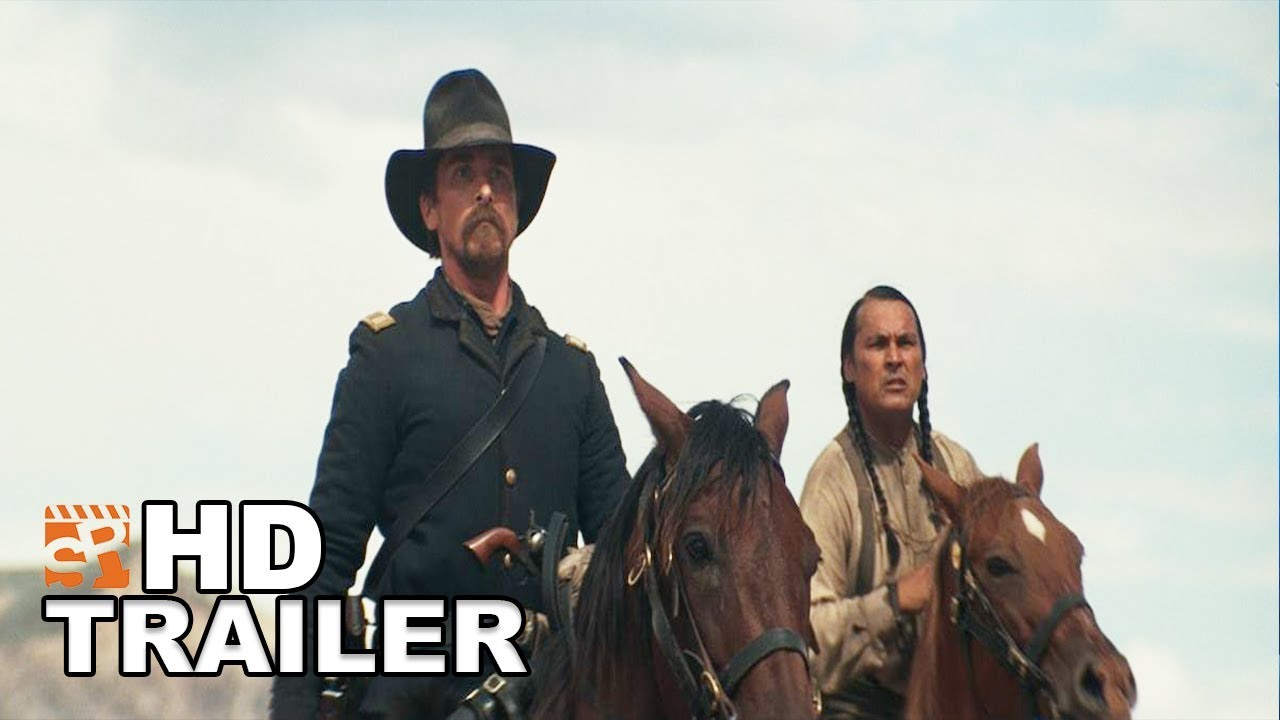 Download Hostiles - Official HD Trailer