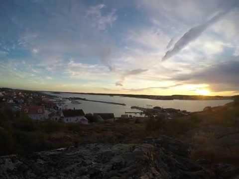 Gorpo4 Timelapse sunset Björkö Gothenburg