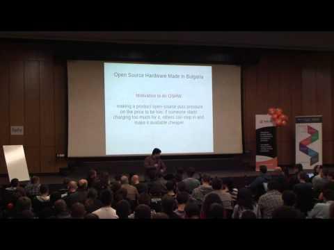 Open source hardware от България